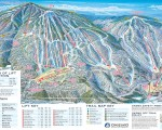 2013-14 Okemo trail map