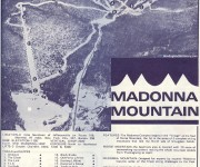 1968-69 Smugglers Notch Trail Map