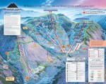 2017-18 Smugglers Notch Trail Map
