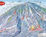 2016-17 Stratton Trail Map