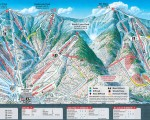2013-14 Sugarbush trail map