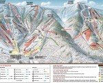 2015-16 Sugarbush Trail Map